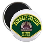 Norwalk Sheriff Magnet
