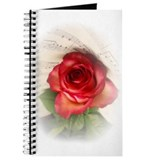 Musical Rose Journal