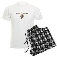 World's Greatest Dad (Autism) Pajamas