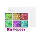 Histologist Greeting Card