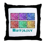 Histologist Throw Pillow