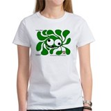 Funky Sun! In Celtic Green Tee