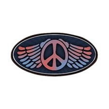 Peace Wing Patches