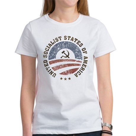 USSA Vintage Women's T-Shirt