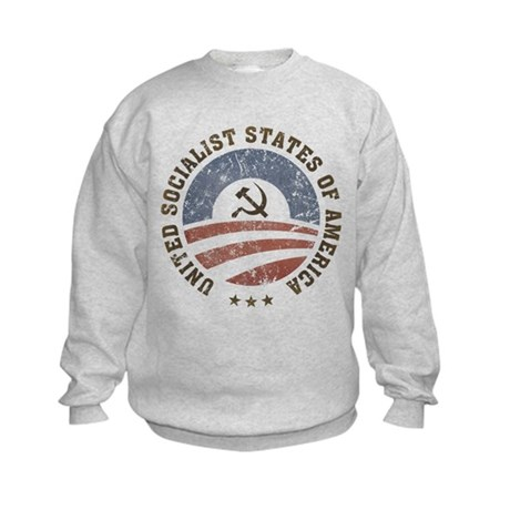 USSA Vintage Kids Sweatshirt