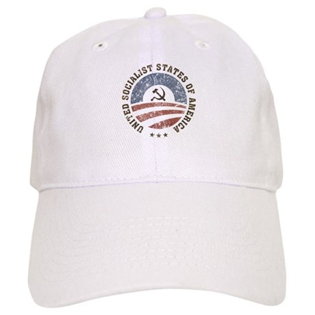 USSA Vintage Cap