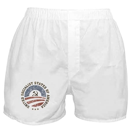 USSA Vintage Boxer Shorts