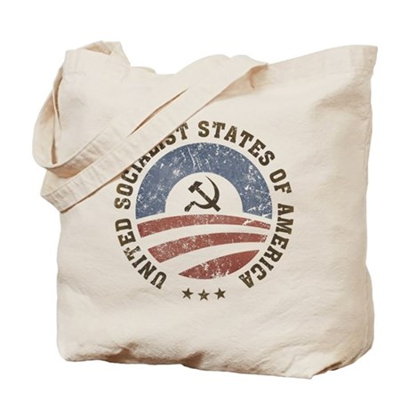 USSA Vintage Tote Bag