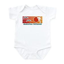 Amelia Island Infant Bodysuit