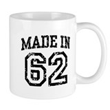 Made in 62 Coffee Mug