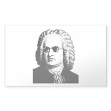 J.S. Bach Decal