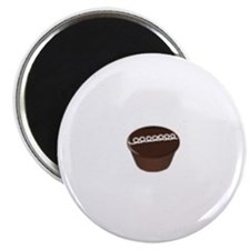 "chocolate 2.25"" Magnet (10 pack)"
