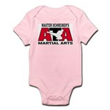 Schreiber's ATA Martial Arts Infant Bodysuit