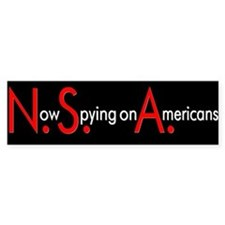 NSA: Now Spying on Americans