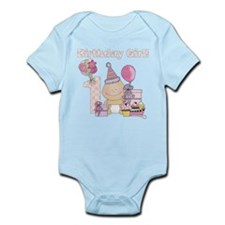 birthday girl Infant Bodysuit