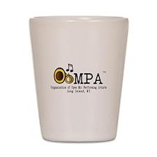 OOMPA Shot Glass