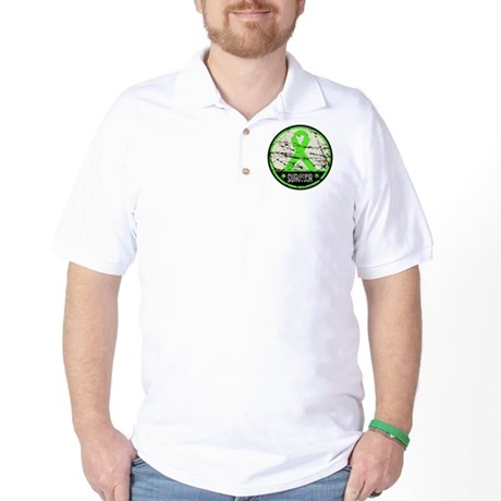 Survivor Circle Lymphoma Golf Shirt
