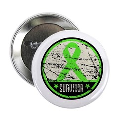 "Survivor Circle Lymphoma 2.25"" Button"