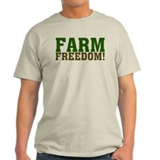 Farm Freedom! T-Shirt