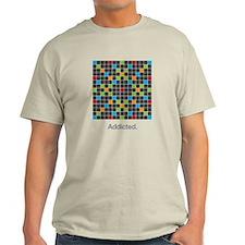 Word Game Addiction - T-Shirt