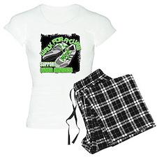 Walk Cure Lymphoma pajamas