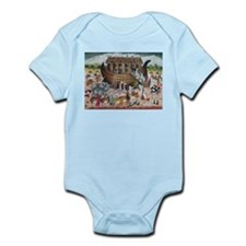 Funny Noah Infant Bodysuit