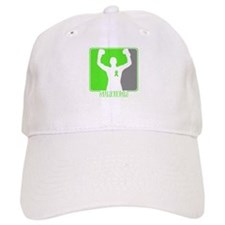 Lymphoma Male Survivor Baseball Cap