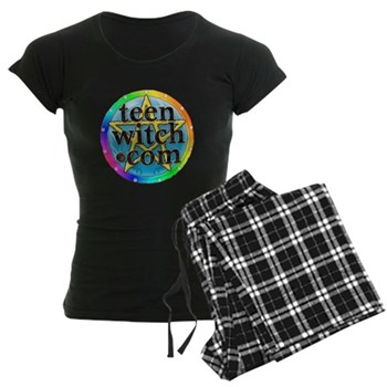 TeenWitch.com Women's Dark Pajamas