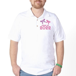 2022 Girls Graduation Golf Shirt