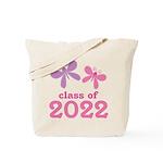 2022 Girls Graduation Tote Bag