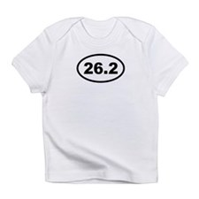 26.2 Miles - Marathon Infant T-Shirt