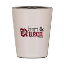 Roughneck Queen Shot Glass