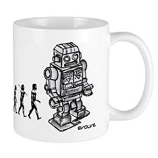 ROBOT EVOLUTION Coffee Mug