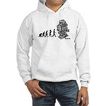 ROBOT EVOLUTION Hooded Sweatshirt