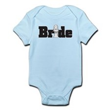 Bride Infant Bodysuit