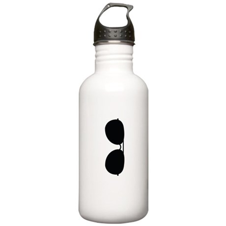 Sunglasses Stainless Water Bottle 1.0L