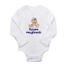 Future Long Sleeve Infant Bodysuit