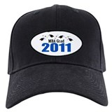 MBA Grad 2011 (Blue Caps And Diplomas) Baseball Hat