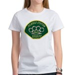 Palmdale Sheriff Station Women's T-Shirt