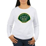 Palmdale Sheriff Station Women's Long Sleeve T-Shi