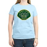 Palmdale Sheriff Station Women's Light T-Shirt