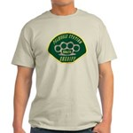 Palmdale Sheriff Station Light T-Shirt