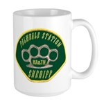 Palmdale Sheriff Station Large Mug