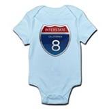 Cute Interstate Infant Bodysuit