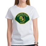 Lancaster Sheriff Station Women's T-Shirt