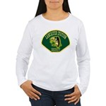 Lancaster Sheriff Station Women's Long Sleeve T-Sh