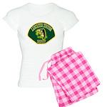 Lancaster Sheriff Station Women's Light Pajamas