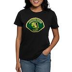 Lancaster Sheriff Station Women's Dark T-Shirt
