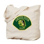 Lancaster Sheriff Station Tote Bag