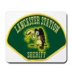 Lancaster Sheriff Station Mousepad